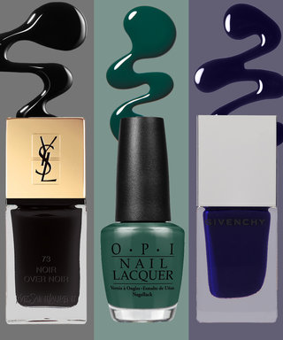 The 12 Prettiest Fall Nail Polishes Right Now