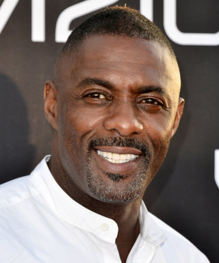 This Shirtless Photo of Idris Elba Flexing His Glistening Muscles Will Make Your Day