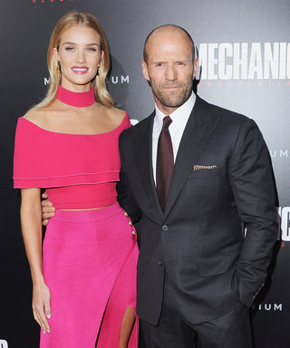 Rosie Huntington-Whiteley and Jason Statham Get Cozy During Snowy New Zealand Getaway