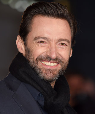 "Watch Hugh Jackman Say Farewell to His Wolverine Beard: ""My Wife Will Be Very Happy"""