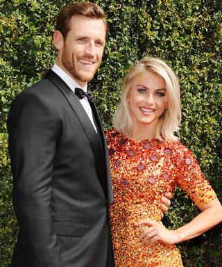 Julianne Hough and Brooks Laich Are Total Couple Goals While Riding a Wakeboard Together