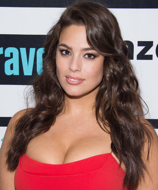 This Ashley Graham Beauty Moment Will Make You Do a Double Take