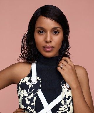Everything You Need to Know About Kerry Washington's Beauty Look from InStyle's September Cover Story