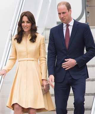 Here's a Glimpse into Kate Middleton and Prince William's Canada Tour Entourage