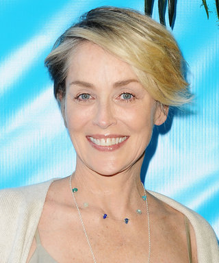 "Sharon Stone Shares a Rare Photo with Her Three Sons Relaxing on the ""Last Day of Summer"""