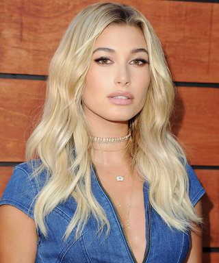 Hailey Baldwin Is Bringing Back the '90s Layered Lob