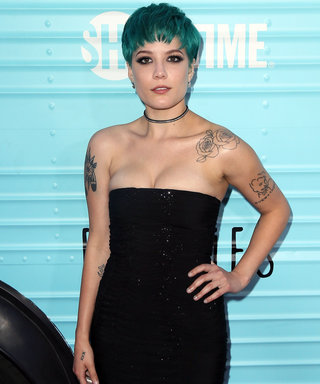 Halsey Looked Completely Unrecognizable at the MTV VMAs!