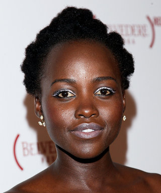 Lupita Nyong'o Once Again Wins the Eyeliner Games