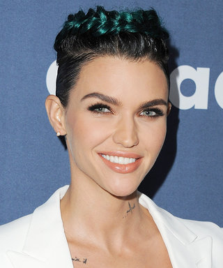 Wait, Did Ruby Rose Just Get a New Back Tattoo?