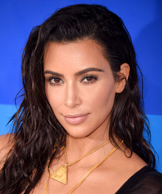 BRB, Shopping Kim K.'s Glowy Goddess Beauty Look