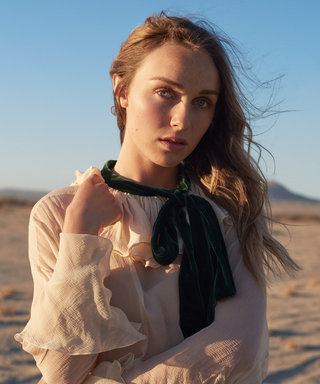 You'll Never Guess Who Inspires Zella Day's Cool, Bohemian Style