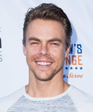 Derek Hough Confirms His Return to Dancing with the Stars with a Sexy Shirtless Video