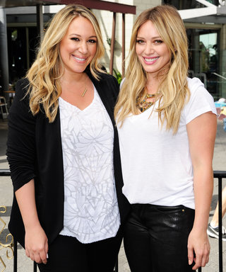Hilary and Haylie Duff Are Bikini-Clad Beauties in This Sweet Sister Selfie