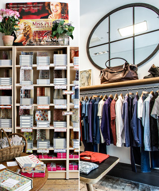 We Discovered London's Secret Shopping Spot
