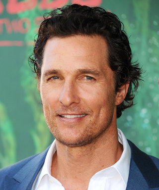 Class Is in Session! Matthew McConaughey Makes His Debut as a Film Professor