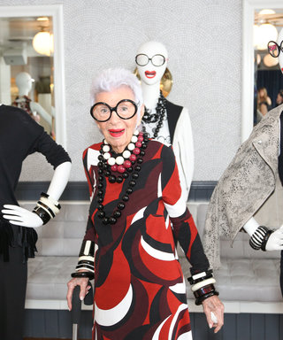 Style Icon Iris Apfel Reveals Why She Started Wearing Glasses