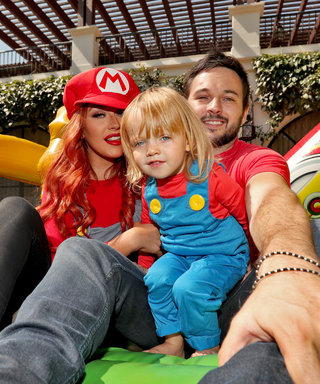 Christina Aguilera Celebrates Her Daughter's 2nd Birthday with Super Mario-Themed Bash