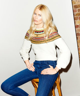 Claudia Schiffer Launches Her First-Ever Fashion Collection