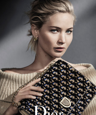 Jennifer Lawrence Wows as the Face of Dior's Newest Campaign