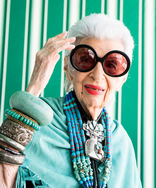 Iris Apfel's Latest Design Venture Will Surprise You