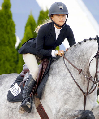 Mary-Kate Olsen Shows Off Her Amazing Equestrian Skills at Hamptons Classic Horse Show