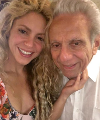 Shakira Celebrates Her Adorable Dad's 85th Birthday with Sweet Family Photos