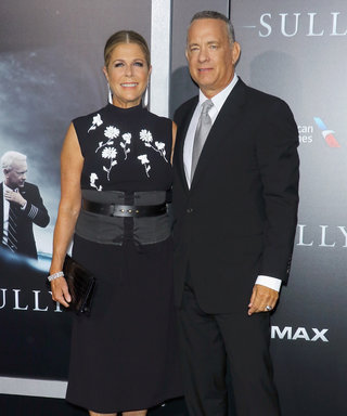 Tom Hanks and Rita Wilson Look So in Love at the Sully Premiere