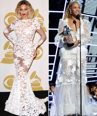 12 Times Beyonce Dressed Like an Actual Bride