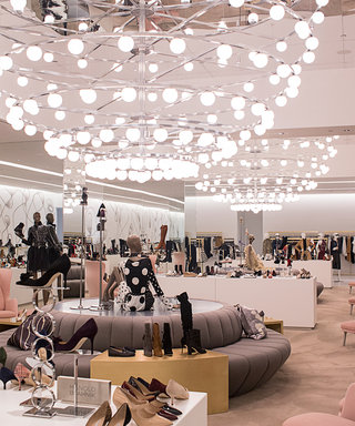 Saks Fifth Avenue's New Downtown Location Is Not Your Average Department Store