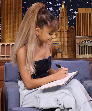 Ariana Grande Reveals Her Surprising First Celebrity Crush