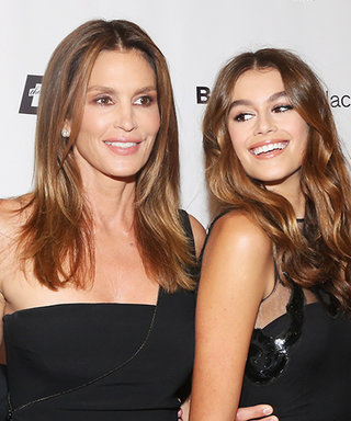 Kaia Gerber Reveals the Advice Mom Cindy Crawford Shares as Family Supports Her at Awards Ceremony