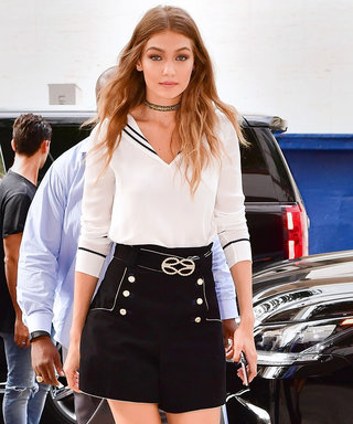 Gigi Hadid Sets Sail in Nautical-Inspired Designs from Her Tommy Hilfiger Collaboration
