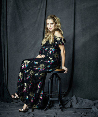 Find Out Teresa Palmer's Secret to Nailing Boho Maternity Style