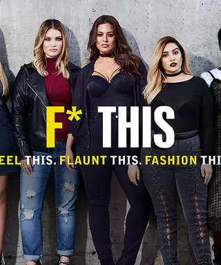 Plus-Size Brand Addition Elle Launches Bold New Campaign F*This During NYFW