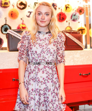 Go Behind the Scenes in the TIFF Green Room with Dakota Fanning