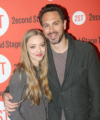 Amanda Seyfried Debuts Her Baby Bump in One Daring Outfit