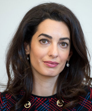 Amal Clooney Means Business in an Office-Ready Two-Piece in Germany