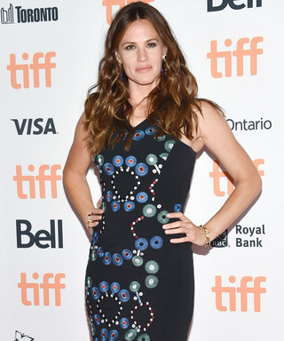 Jennifer Garner Shines in an Embroidered LBD at the TIFF Premiere of Wakefield