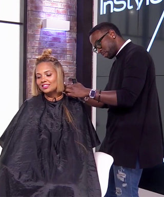 First Lady Michelle Obama's Hairstylist Johnny Wright Gave a Major Makeover on Facebook Live—Watch it Here
