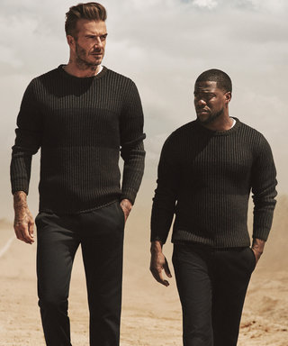 David Beckham and Kevin Hart Hilariously Reunite for an H&M Road Trip