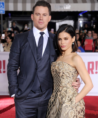 Jenna Dewan and Channing Tatum Are Definitely Beyhive Members—See Their Cute Concert 'Gram