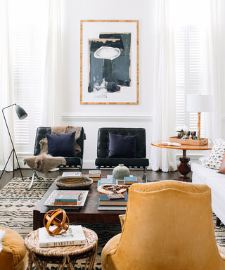 Home Tour: An Interior Designer Takes on Her Parents' Home