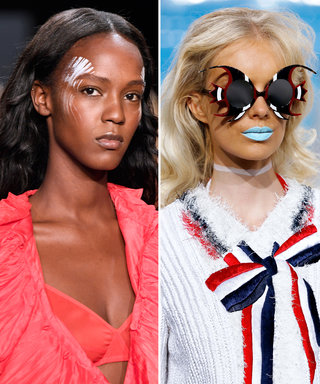 The Most Daring Beauty Moments from NYFW's Spring 2017 Runways