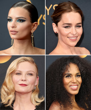 The Best Beauty Moments from the 2016 Emmy Awards Red Carpet