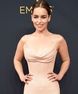 High-Impact Sparkle Is Trending at the Emmy Awards