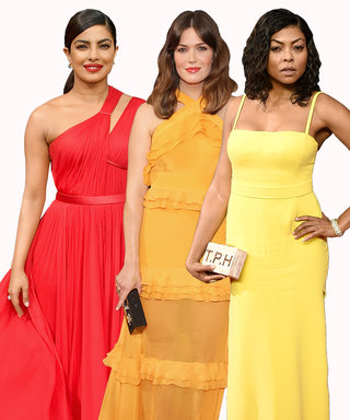The 2016 Emmys Red Carpet Saw Every Color of the Rainbow