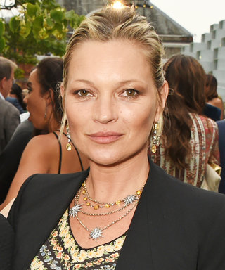 "Kate Moss Launches Her Own Talent Agency to ""Create the Next Star"""