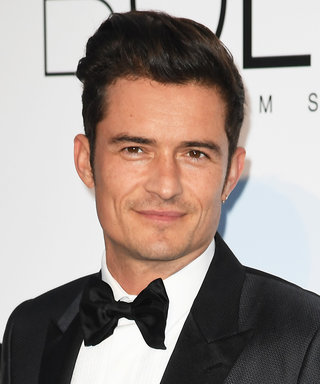 Watch a Shirtless Orlando Bloom Perform Martial Arts Moves in This Sexy Video