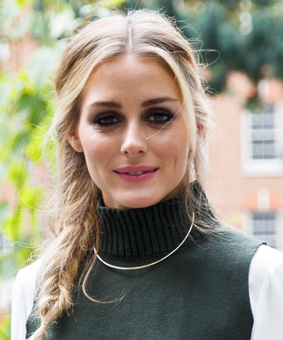 Olivia Palermo Looks Sporty Chic During London Fashion Week