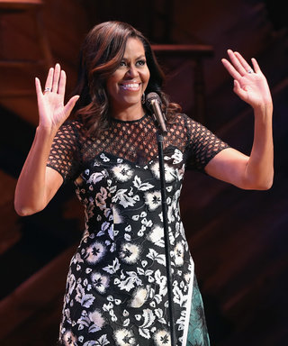 Michelle Obama Teamed Up with Broadway Stars to Support Girls' Education
